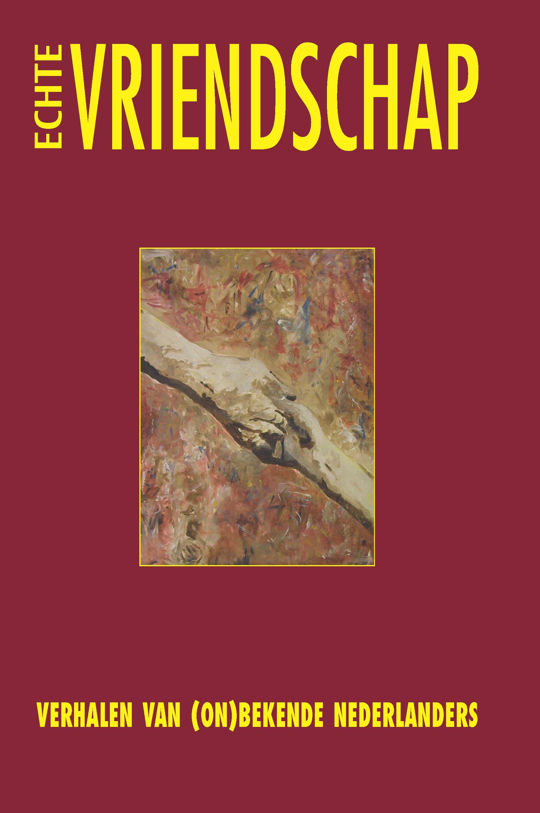Echte vriendschap_cover front